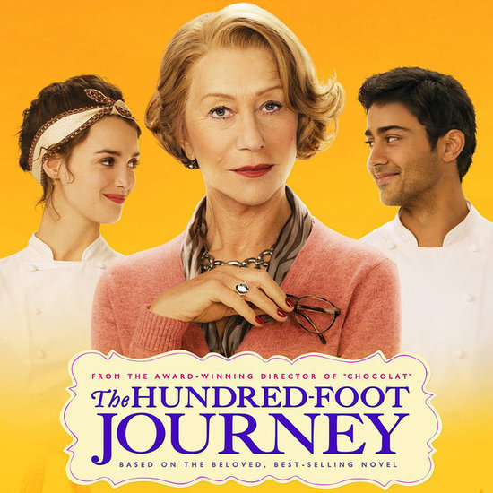 An Exclusive Sneak Peek at Oprah's New Passion Project, The Hundred-Foot Journey