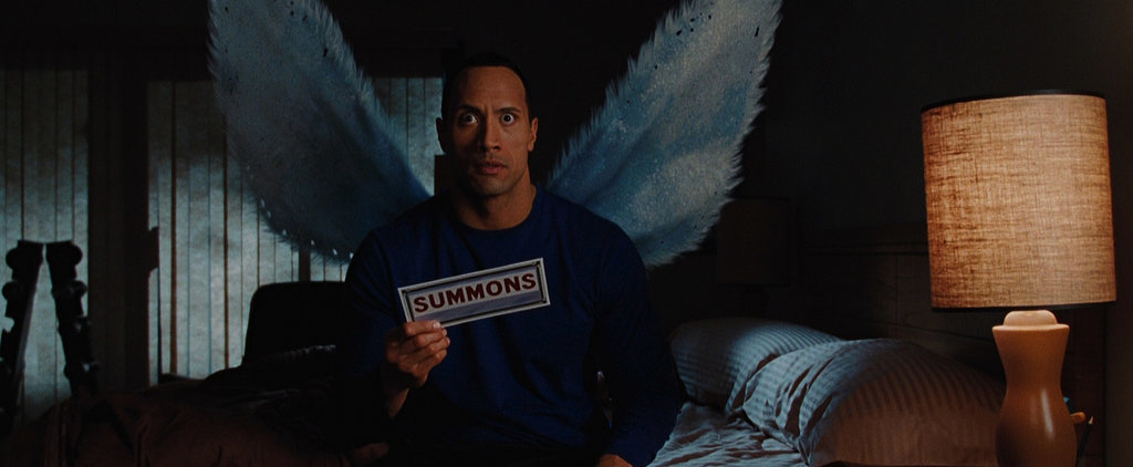 6 Times The Rock Acted Very Un-Rock Like