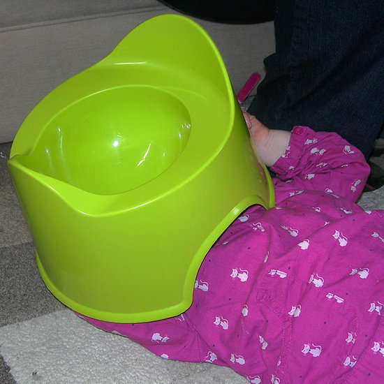 Potty Training Photos