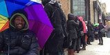How One Man Earns Up To $1,000 A Week By Standing In Line