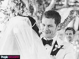 Joseph Morgan Marries Persia White in Jamaica - See the Exclusive Photos!