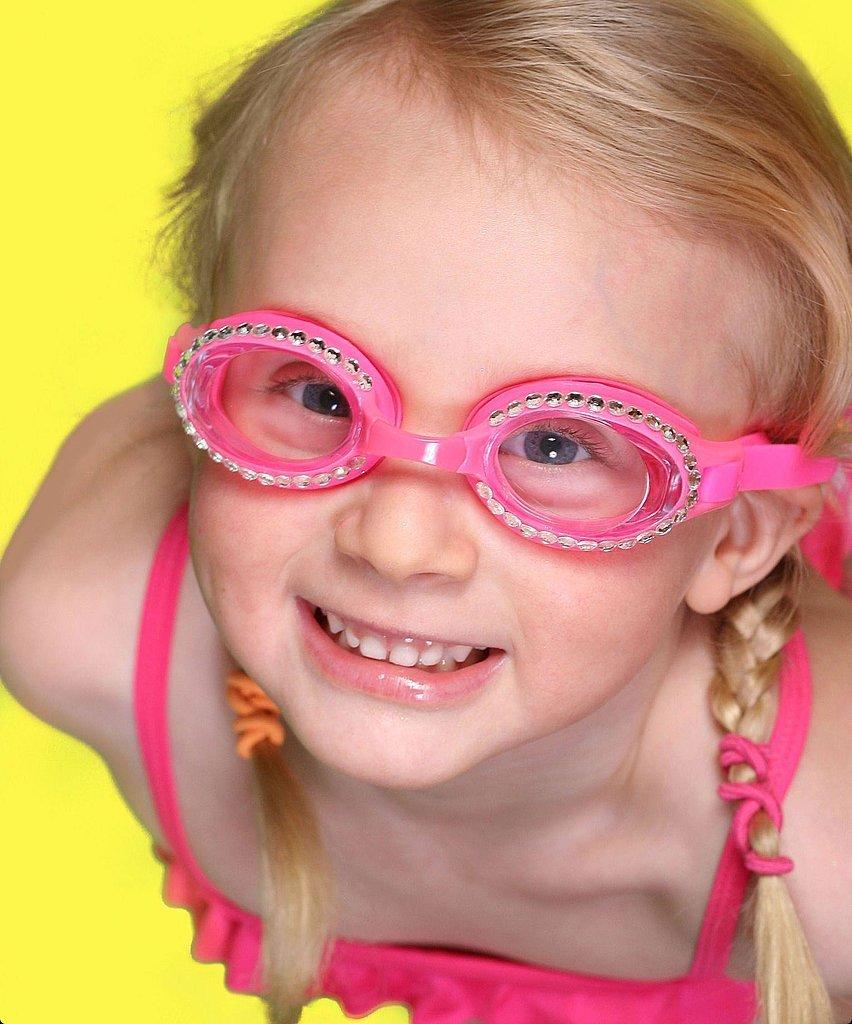 Bling 2o Rhinestone Goggles
