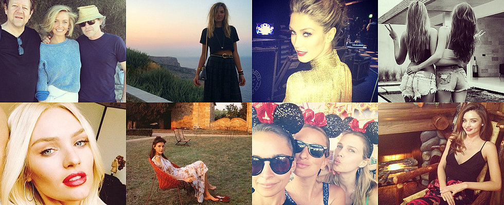 The Insta-Edit: Alexa Chung, Lara Bingle, Candice Swanepoel & More!