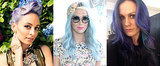 Kesha Joins the Mermaid Hair Brigade