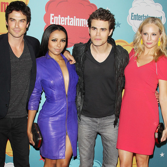 Here's What Kat Graham Can Tell You About Vampire Diaries Season 6