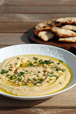 Use Hummus as Your Base