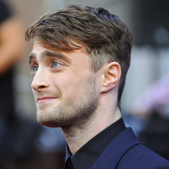 Daniel Radcliffe on Sex and Virginity Interview 2014