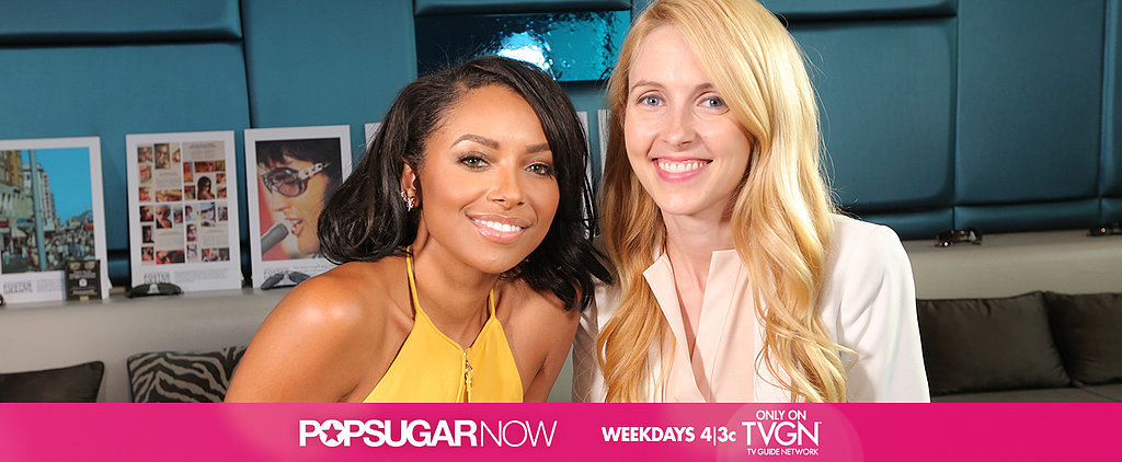Today on POPSUGAR Now: What's Next on The Vampire Diaries?