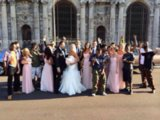 I Can't Stop Laughing: Bride's Accidental Text Results In The Most Epic Wedding Photo Ever