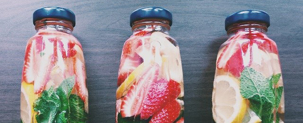 Try the Health Trend: Detox Water