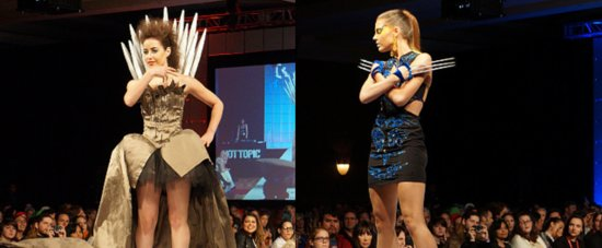 The Gorgeous Gowns of the First Geek Couture Fashion Show