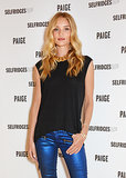Rosie Huntington-Whiteley is the New Face of Paige Denim