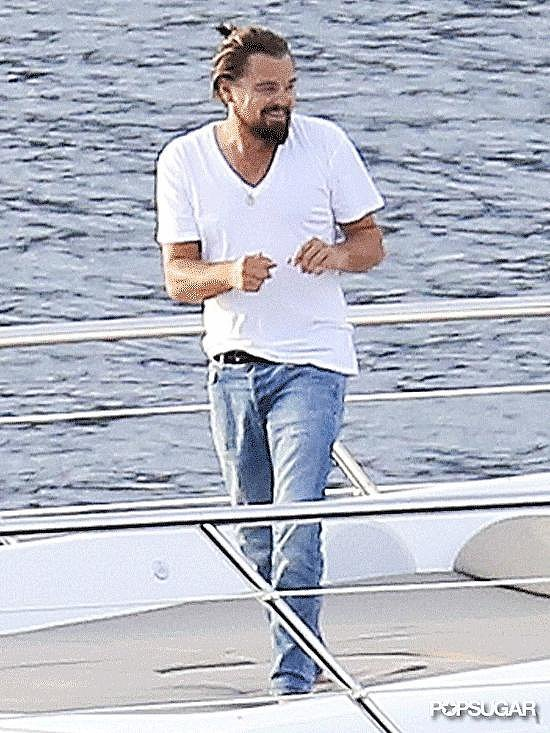 Doing Karate on a Yacht?