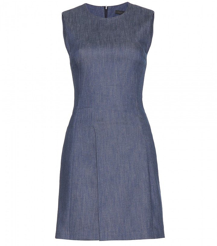 Victoria Beckham Denim Dress