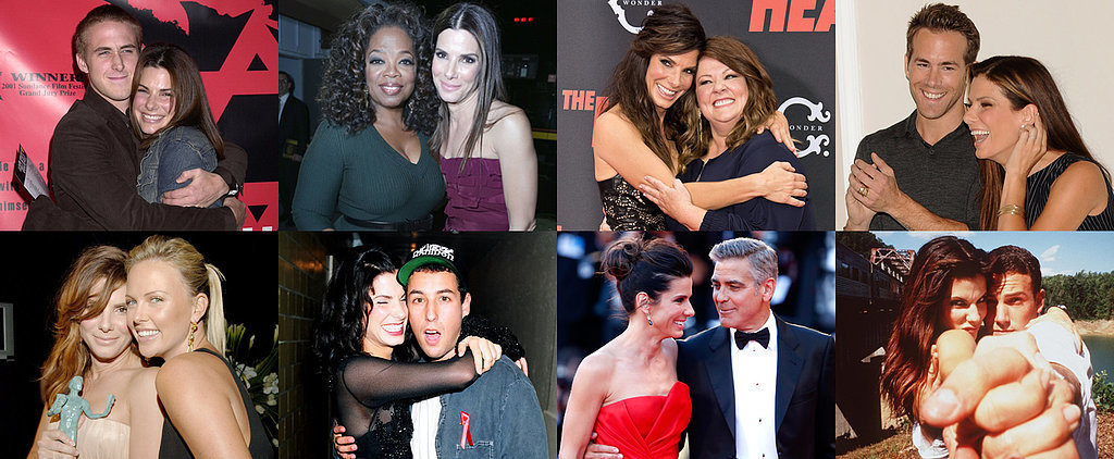 All the Ways Sandra Bullock Has Won Over Hollywood