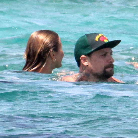 Cameron Diaz And Benji Madden Pictures On Holiday Together