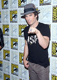 Really, Ian Somerhalder Just Wants Everyone to Hook Up