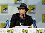 Ian Somerhalder Thinks Elena Should Choose Herself . . .