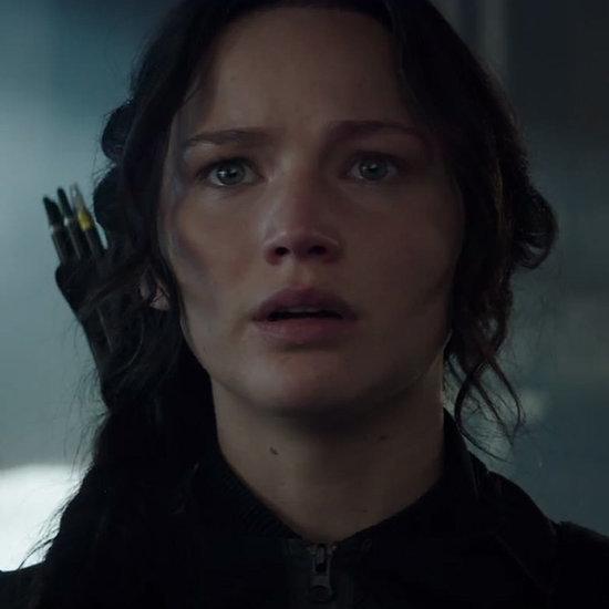 The Hunger Games: Mockingjay Part 1 Trailer
