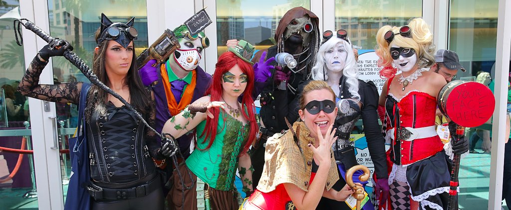 The Only Comic-Con Costumes You Need to See