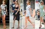This Is What Taylor Swift Looks Like 'Leaving The Gym'