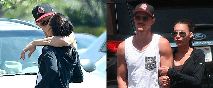 Naya Rivera and Ryan Dorsey Are Still in the Honeymoon Phase