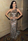 Katy Perry at the 2013 UNICEF Snowflake Ball
