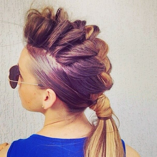 Jennifer Aniston's Fishtail and 63 More Braids to Copy From Instagram