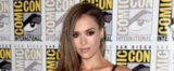 Jessica Alba Gives the Undercut Braid a Chic Makeover at Comic-Con