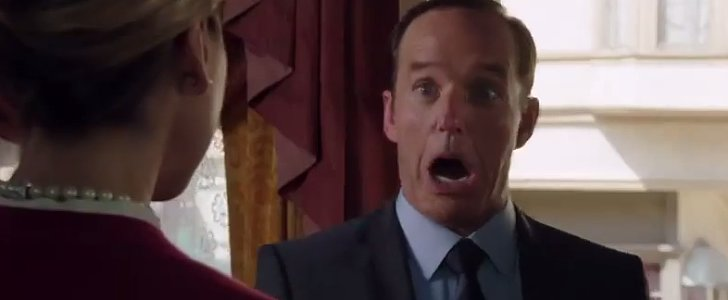 Watch the Hysterical Agents of S.H.I.E.L.D. Gag Reel That Premiered at Comic-Con
