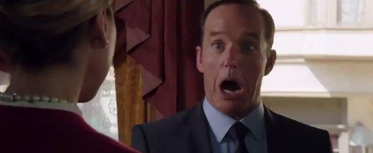 Watch the Agents of S.H.I.E.L.D. Get Silly in Hilarious Blooper Reel