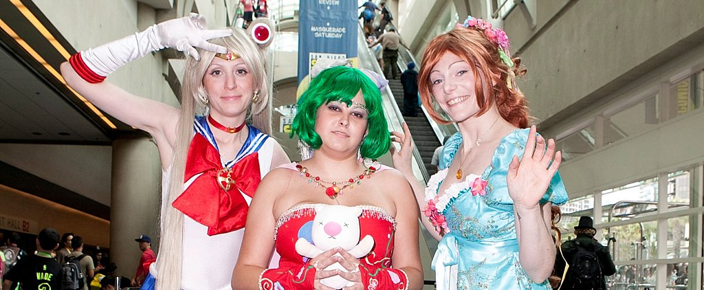 Legit Street Style Lessons Learned at Comic-Con