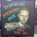 "Justin Timberlake: ""I'm Bringing Breakfast Back"" 