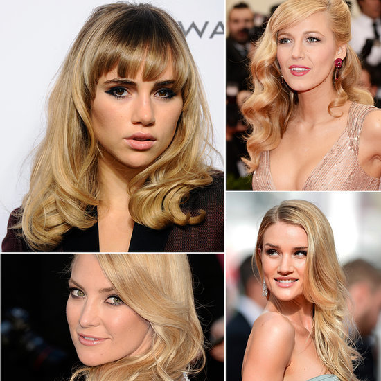 Best Blonde Hair Celebrities
