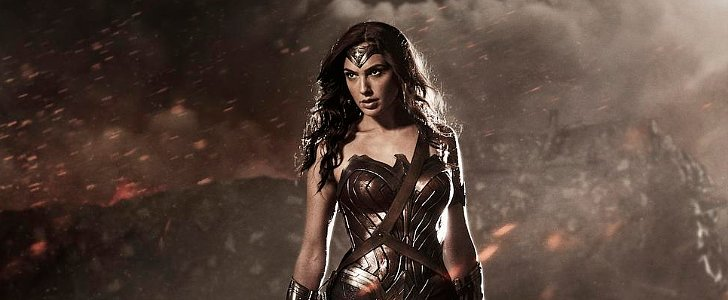Wonder Woman's Back —and She Has a Whole New Wardrobe
