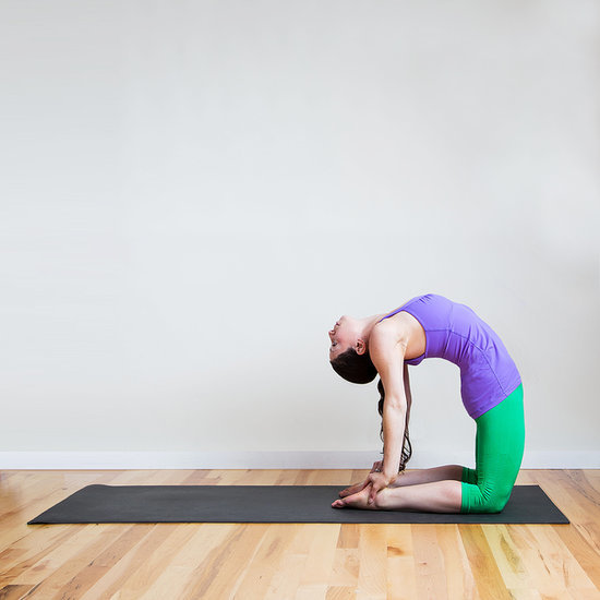 How To Do Yoga Camel Pose And Increase Spine Flexibility