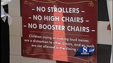 Babies Effectively Banned at California Restaurant