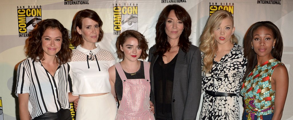 Comic-Con's Most Kick-Ass Women, All in One Room