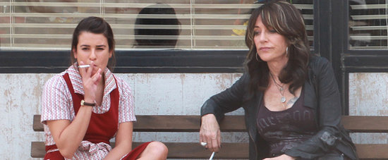 Here's What Lea Michele's Sons of Anarchy Character Looks Like