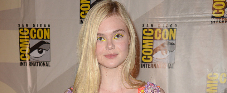 Elle Fanning Will Play Literary Icon Mary Shelley