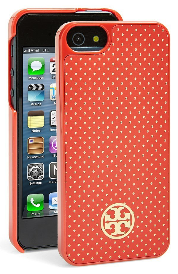 Tory Burch Pindot iPhone 5 Case