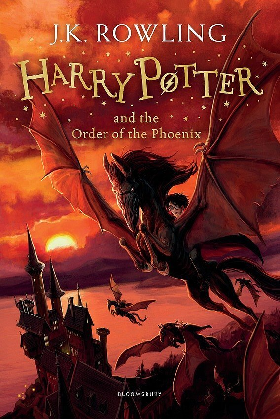 Harry Potter and the Order of the Phoenix, UK 2014