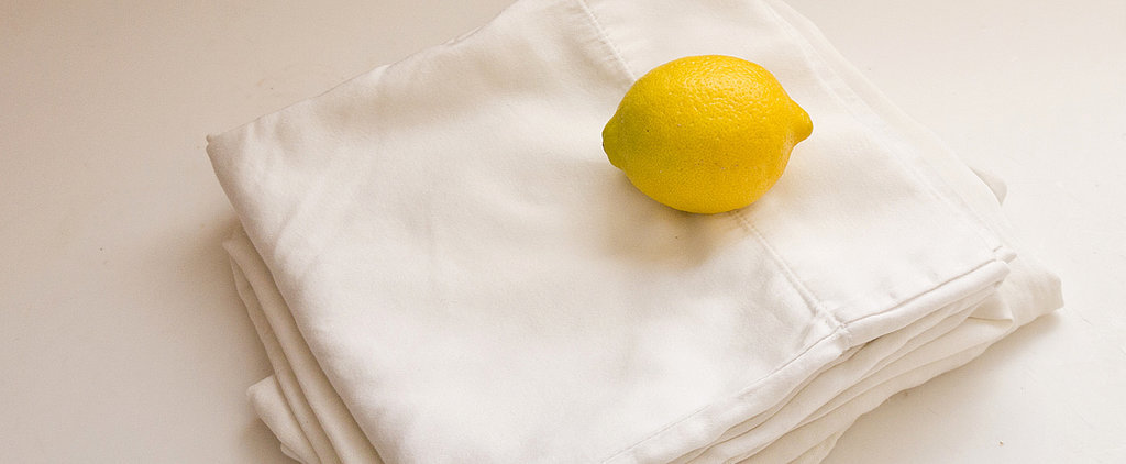Fix Dingy Whites Naturally With Lemons