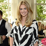 Kate Upton on Growing Up Pretty, Zoe Saldana Bares All, and Demi Lovato's Fave Way to Get Greens