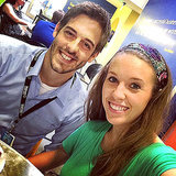 Jill Duggar and Husband Derick Dillard Enjoy Lunch Date at His Workplace: See the Cute Photos