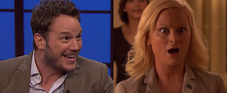 This Just In: Chris Pratt Flashed Amy Poehler