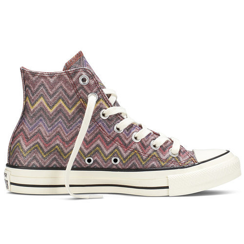 Converse Missoni Shoes Collaboration