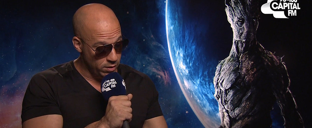 "Vin Diesel Can't Control His Emotions While Covering ""Stay With Me"""