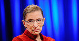 Ruth Bader Ginsburg Knows All About the Notorious R.B.G. Meme