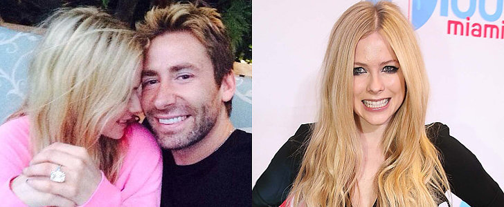 Avril Lavigne's Anniversary Gift Is Beyond Ridiculous